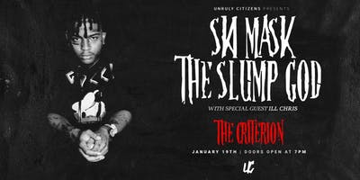 Ski Mask with Special Guest Ill Chris