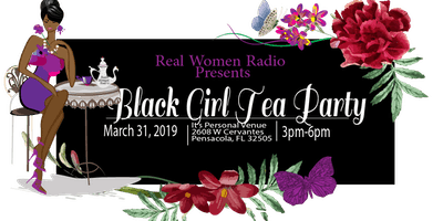 Black Girl Tea Party