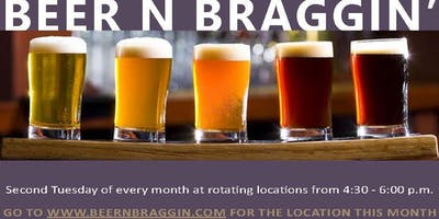 Beer N' Braggin at Rookies Restaurant & Sports Bar