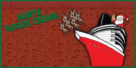Santa Booze Cruise on December 7th! tickets