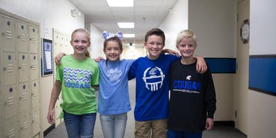 2019 GCS Cougar Experience-Elementary Campus