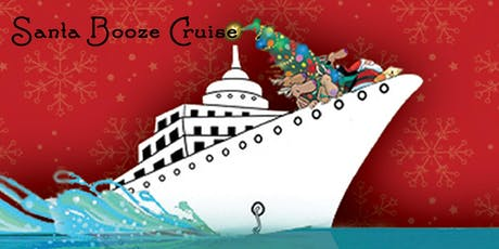 Yacht Party Chicago's Santa Booze Cruise on December 14th! tickets