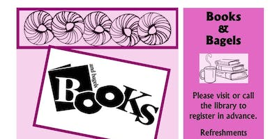 Books & Bagels at Manross Library