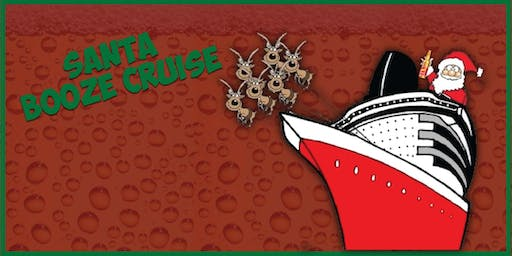 Yacht Party Chicago's Santa Booze Cruise on December 21st