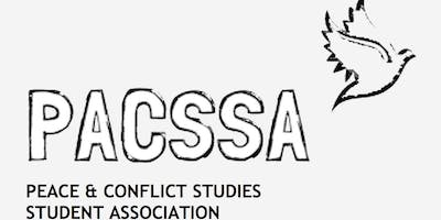3rd Annual Peace and Conflict Studies Student Association Conference