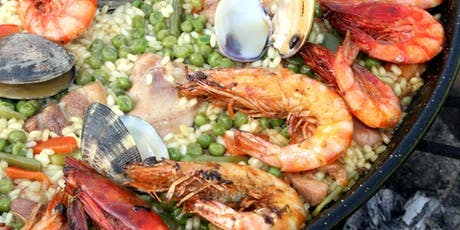 Regional Spanish Cooking: Paella tickets