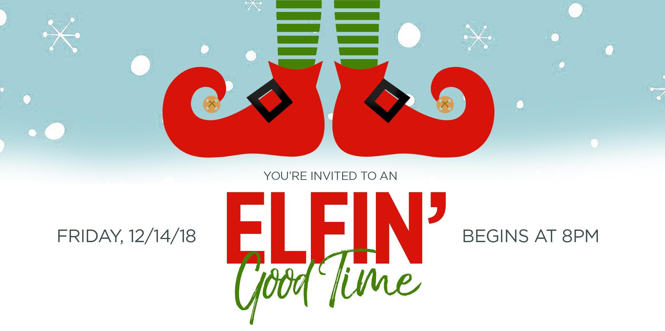 An Elfin' Good Time