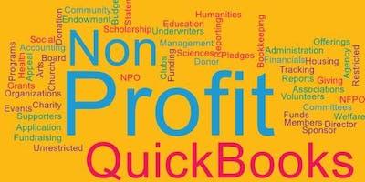 Non-Profit Essentials for QuickBooks Desktop Software Users (full day)