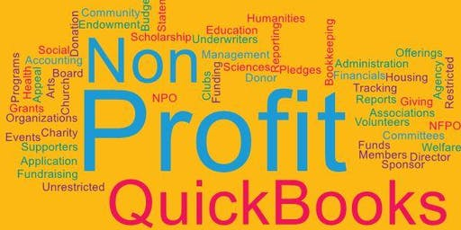 Non-Profit Essentials for QuickBooks Desktop Software Users (full day)