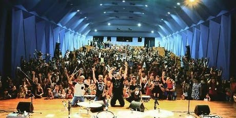 """Desconto para evento """"Rockin´ Kidz  - Um Show para Toda Família"""" no Teatro Opus (Shopping Villa-Lobos)  tickets"""