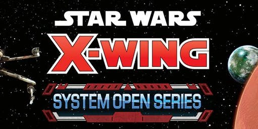 2019 Star Wars X Wing Australian System Open-August 31-September 1st 2019