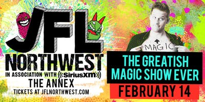 The Greatish Magic Show Ever with Wes Barker