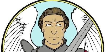 HT Retreat: The Christian Soldier: Warfare in the Two Kingdoms- Regina, SK