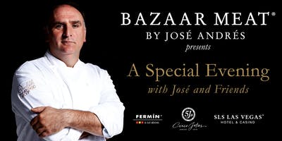 A Special Evening with José and Friends