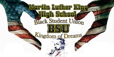 Martin Luther King High School BSU Kingdom of Dreams 12 Days of Giving
