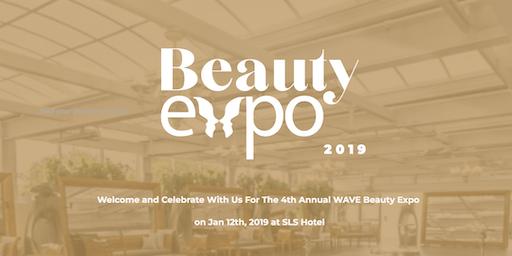 2019年波浪美容博览会