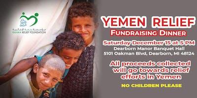 Yemen Relief Fundraising Dinner