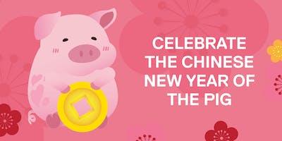 Traditional Welcome (Chinese New Year) - Bendigo