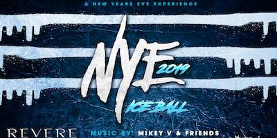"Revere Hotel \""Ice Ball\"" NYE 2019"