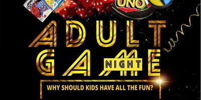 1ST FRIDAY ADULT GAME NIGHT*** - Castro Valley - December