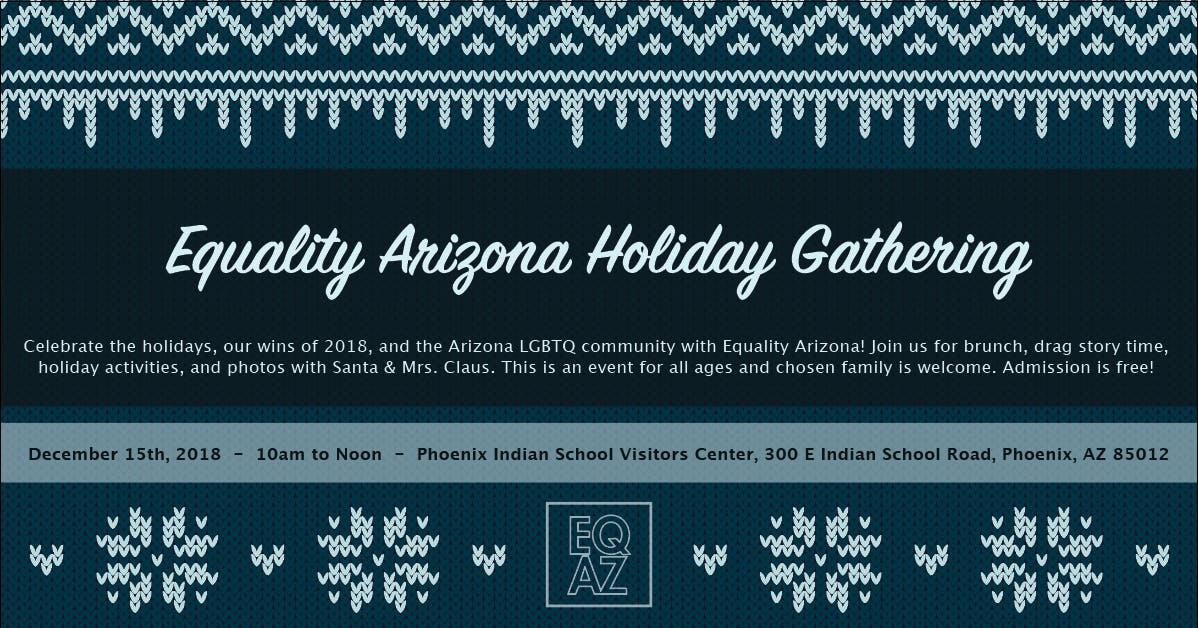 Equality Arizona Holiday Gathering