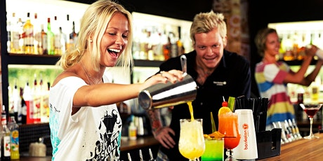 Bartending School Day Class - For State-Approved License or just for Fun! tickets