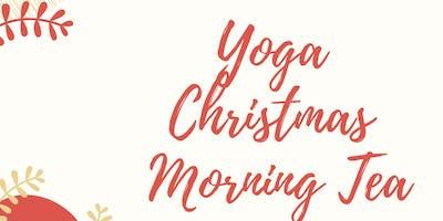 Yoga Christmas Morning Tea