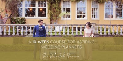 The Detailed Planner - A 10 Week Course for Aspiring Wedding Planners
