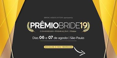 PRÊMIO BRIDE 2019