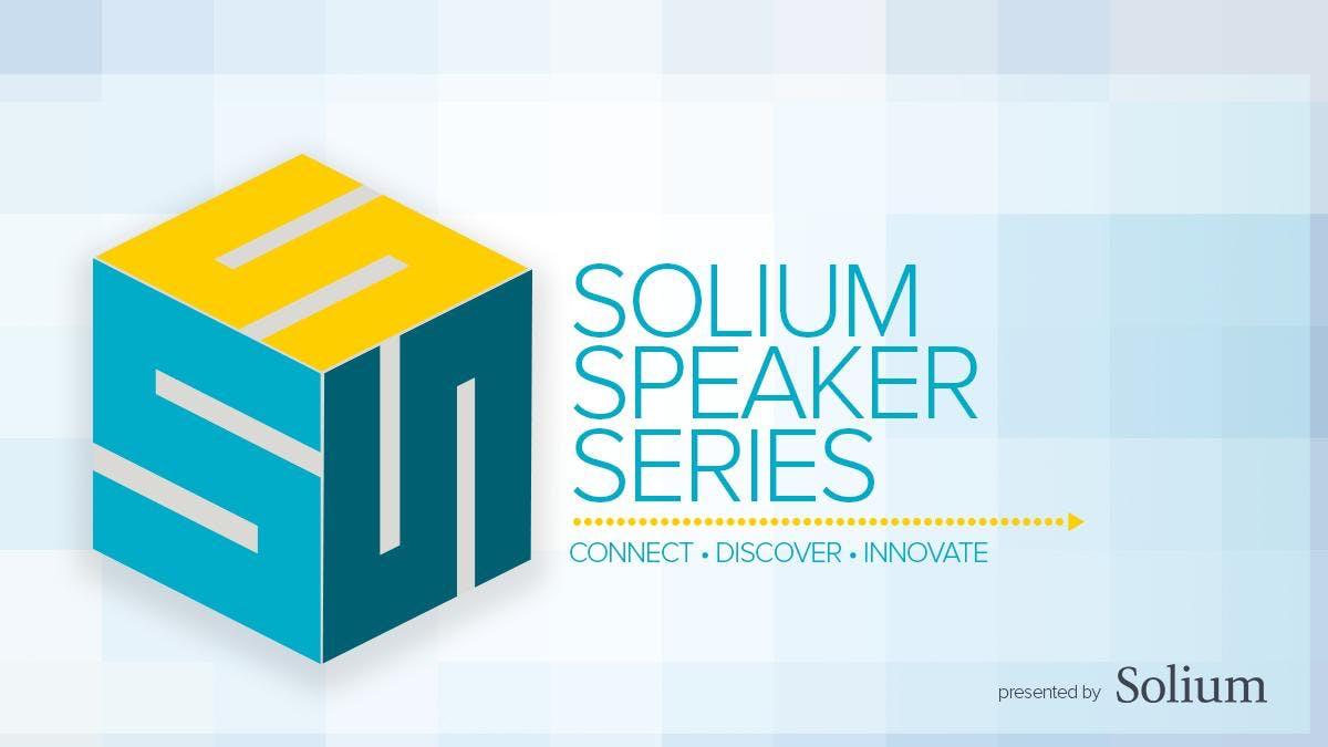 Solium Speaker Series: Agile, Software Develo