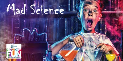 Mad Science  Gympie Thursday Session