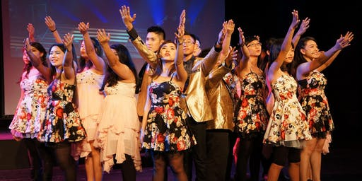 Join the Gold Award Winning Show Choir Team, and be a STAR!