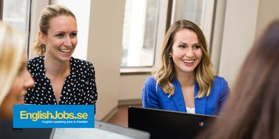 Jobs in Sweden for internationals - Your CV, job search and interviews in Finance, Gaming, Healthcare, Consulting, PR, Events, Admin