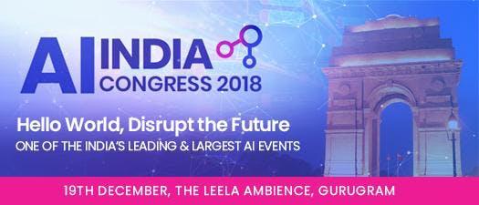 AI India Congress 2018