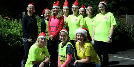 Cranleigh Santa Dash 2019 tickets