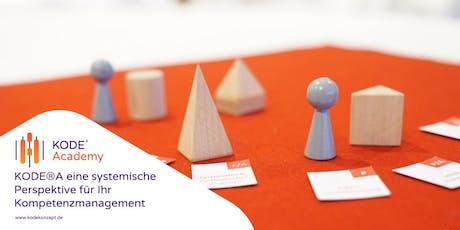 KODE®A Seminar, München, 18./19.07.2019 Tickets