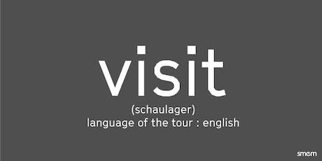 Schaulager Visit Tickets