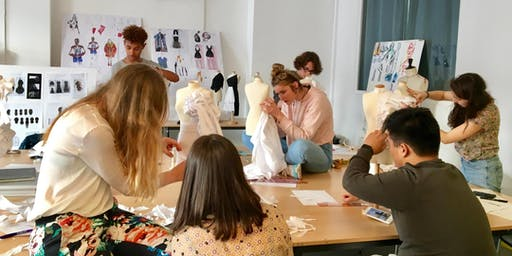 Atelier d'initiation au Stylisme - Juillet 2019