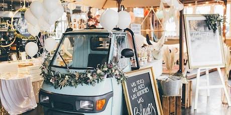 FEST VERSPROCHEN Die Messe für besondere Feste und Hochzeiten Tickets
