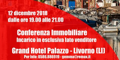 CONFERENZA IMMOBILIARE - REMAX GEMMA