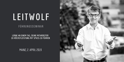 LEITWOLF - Führungsseminar (Mainz - 2.April 2019)