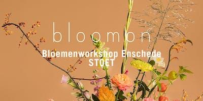 Bloomon Workshop: 9 januari 2019   Enschede, STOET