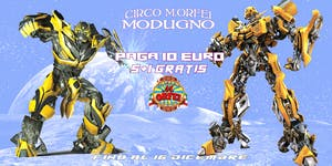 Il Circo M.Orfei a MODUGNO fino al 16 dicembre