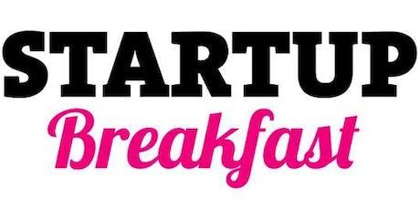 Startup Breakfast @morefire Tickets