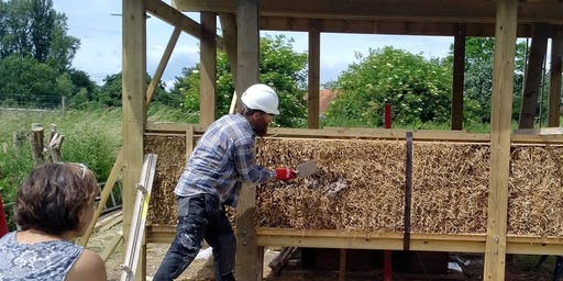 Practical Ecobuilding (two days)