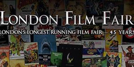 London Film Fair 15th September 2019 tickets