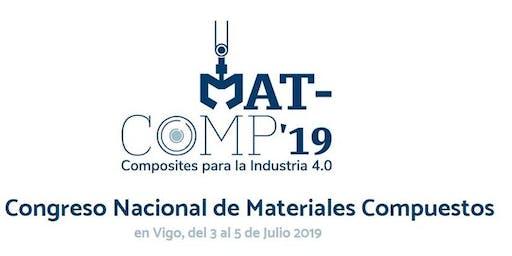 MATCOMP19 - XIII Edición del Congreso Nacional de Materiales Compuestos