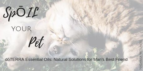 spil your pet natural solutions for mans best friend tickets
