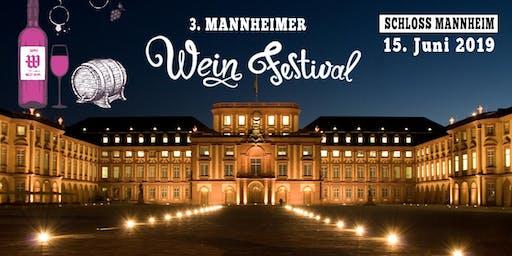 3. Mannheimer Weinfestival 2019
