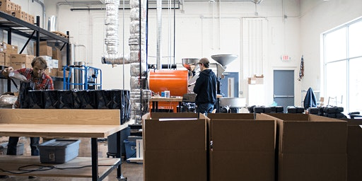 Roastery Tour and Seed to Cup